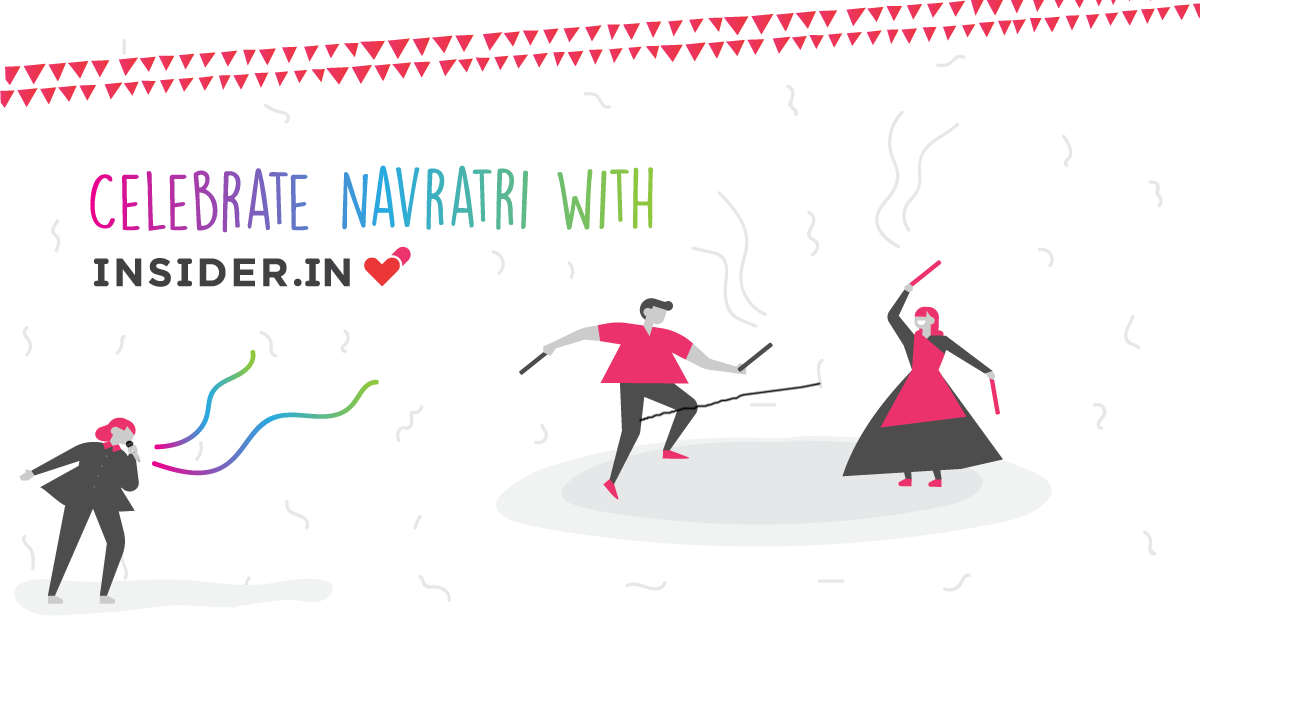 Navratri Events & Celebrations in Lucknow | Dandiya Parties and more!