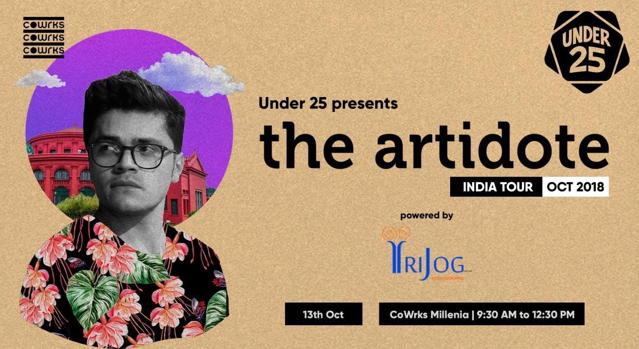 Artidote India Tour | Bangalore