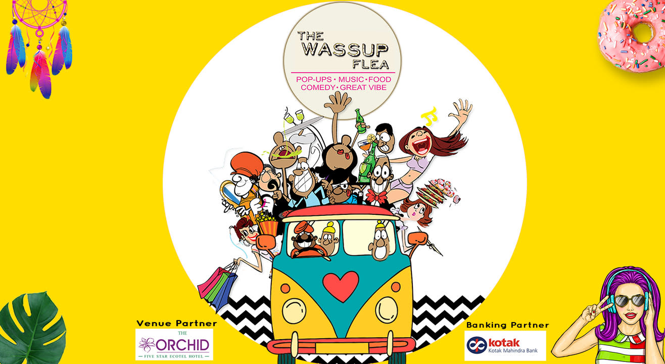 The Wassup Flea 18 : Pune Edition