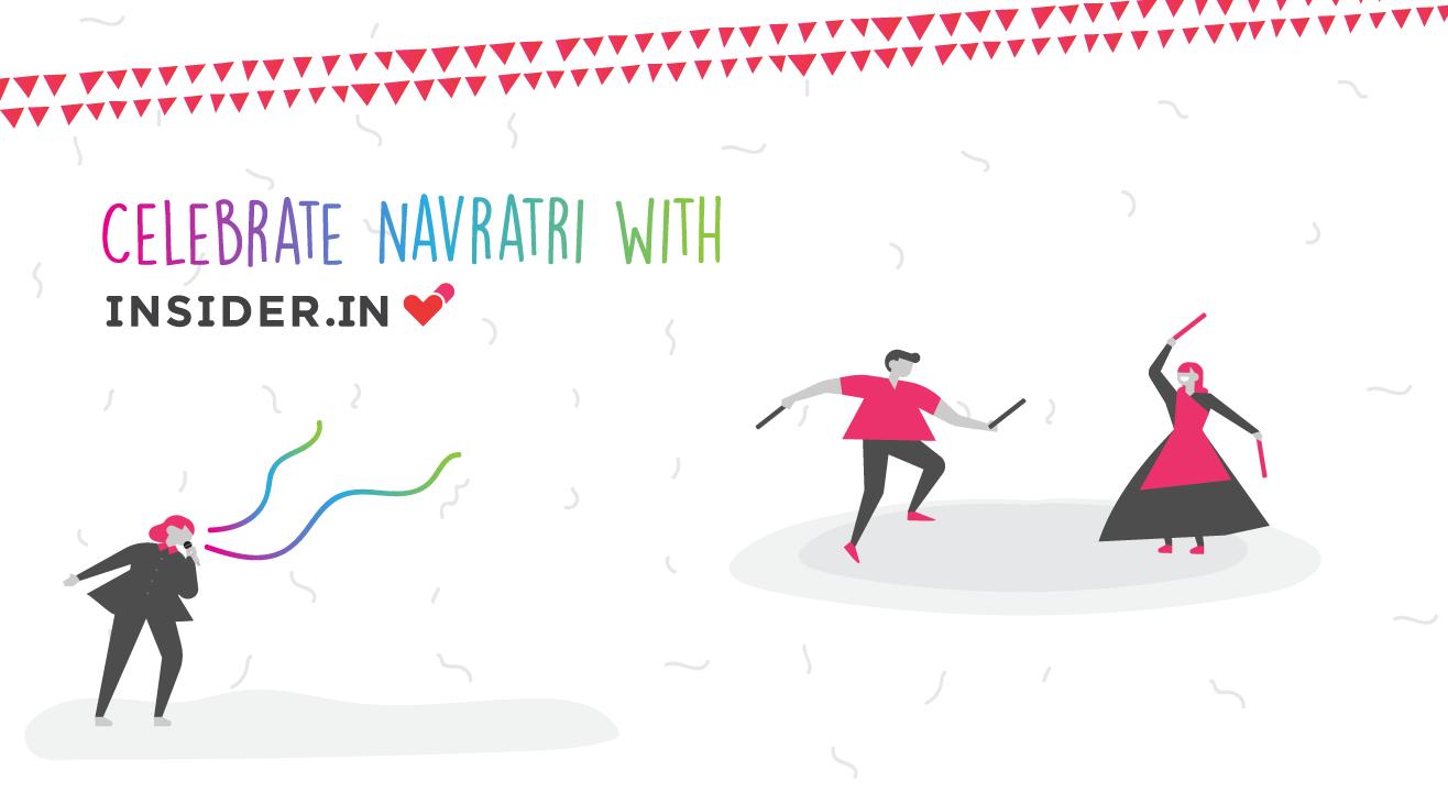 Navratri Events & Celebrations in Kolkata | Dandiya Parties and more!