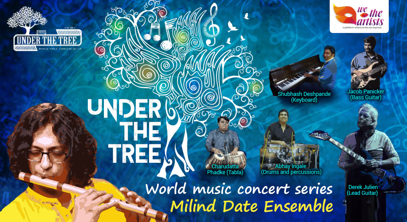 Under The Tree - Season 2 | Concert 1 - Milind Date Ensemble