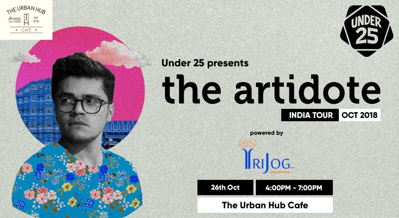 Artidote India Tour | Jaipur