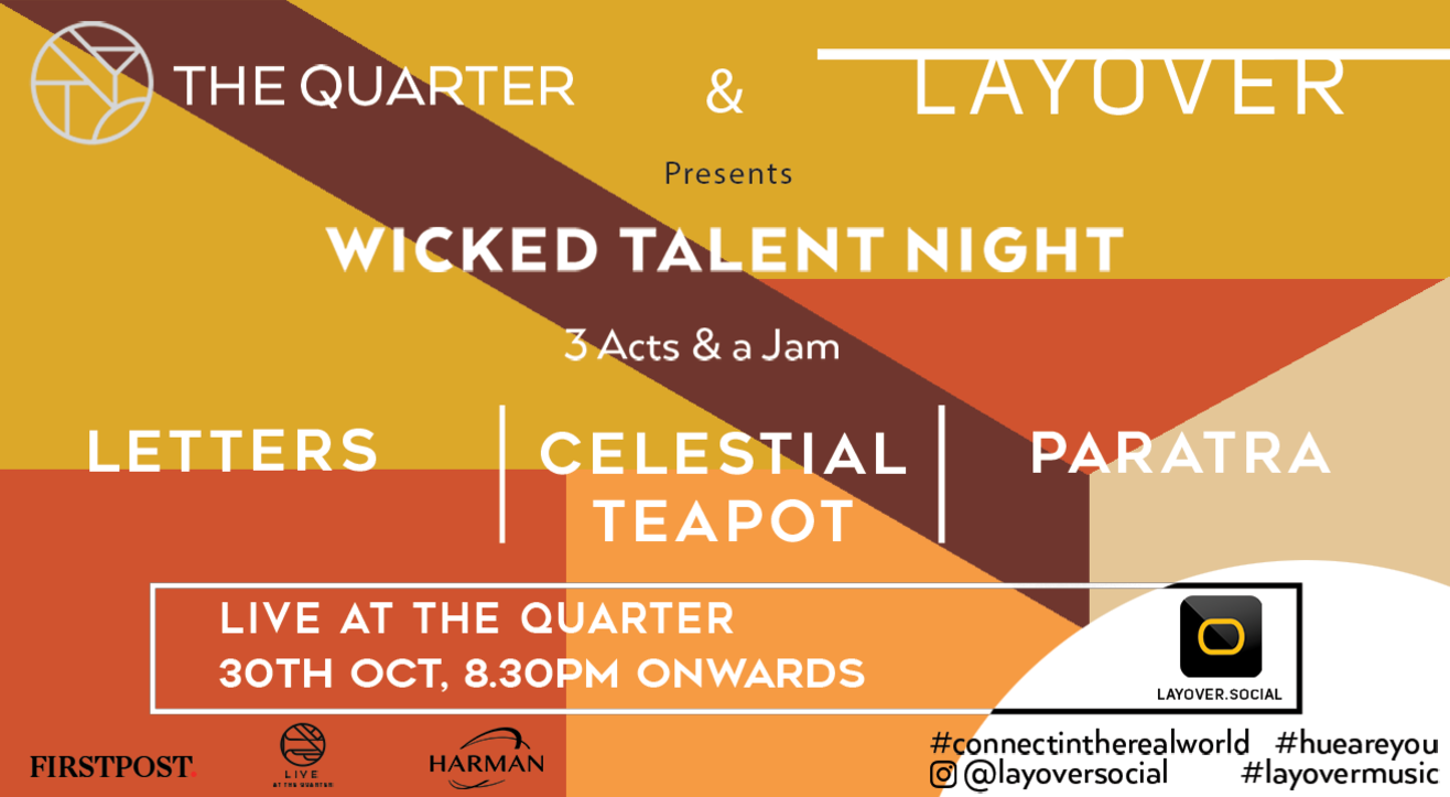 Wicked Talent Night at The Quarter