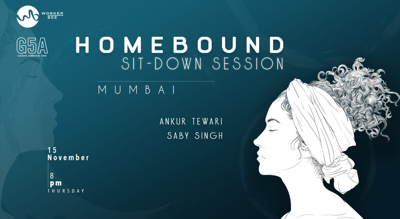 Homebound Sit-Down Session: Ankur Tewari and Saby Singh