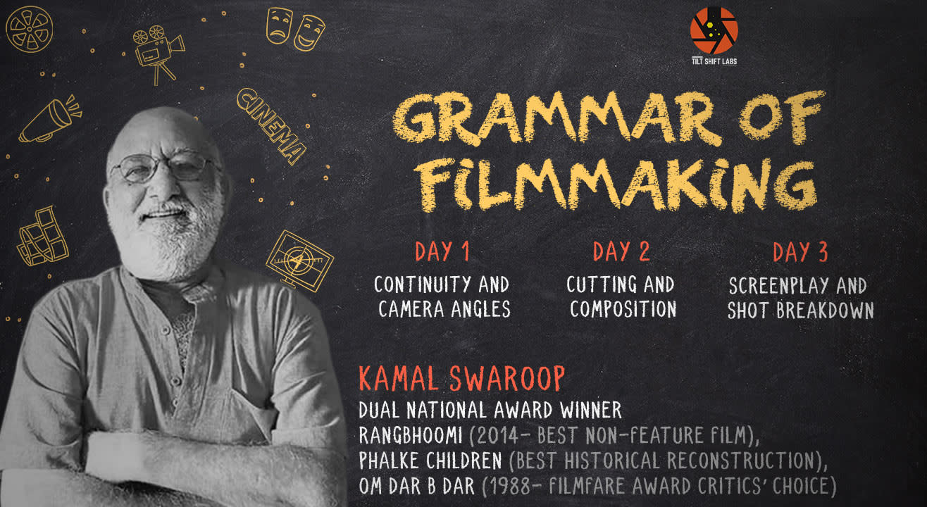'Grammar of Film Making' by Kamal Swaroop
