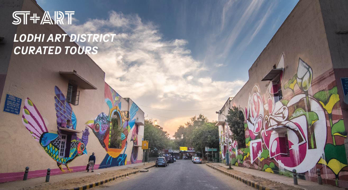 Lodhi Art District Curated Tour