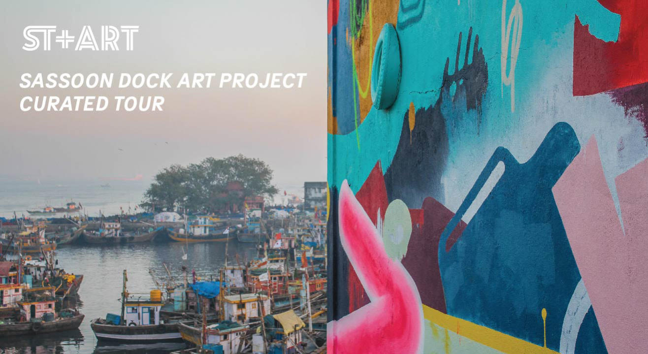Sassoon Dock Art Project Curated Tour