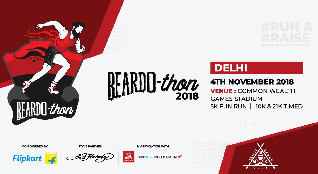 BeardoThon Delhi