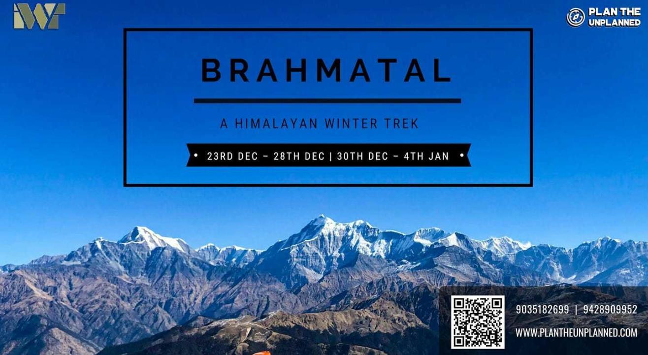 Brahmatal Trek | Plan The Unplanned