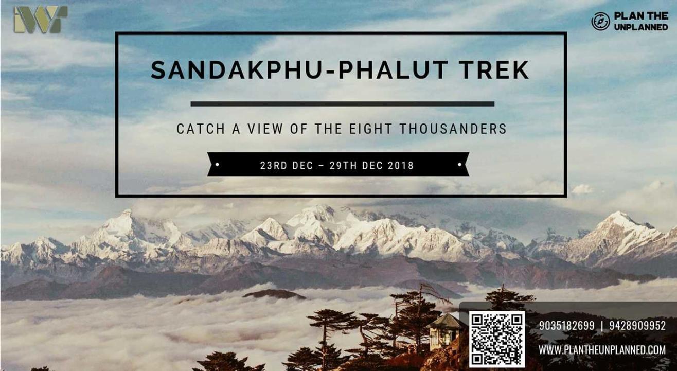 Sandakphu Phalut Trek | Plan The Unplanned