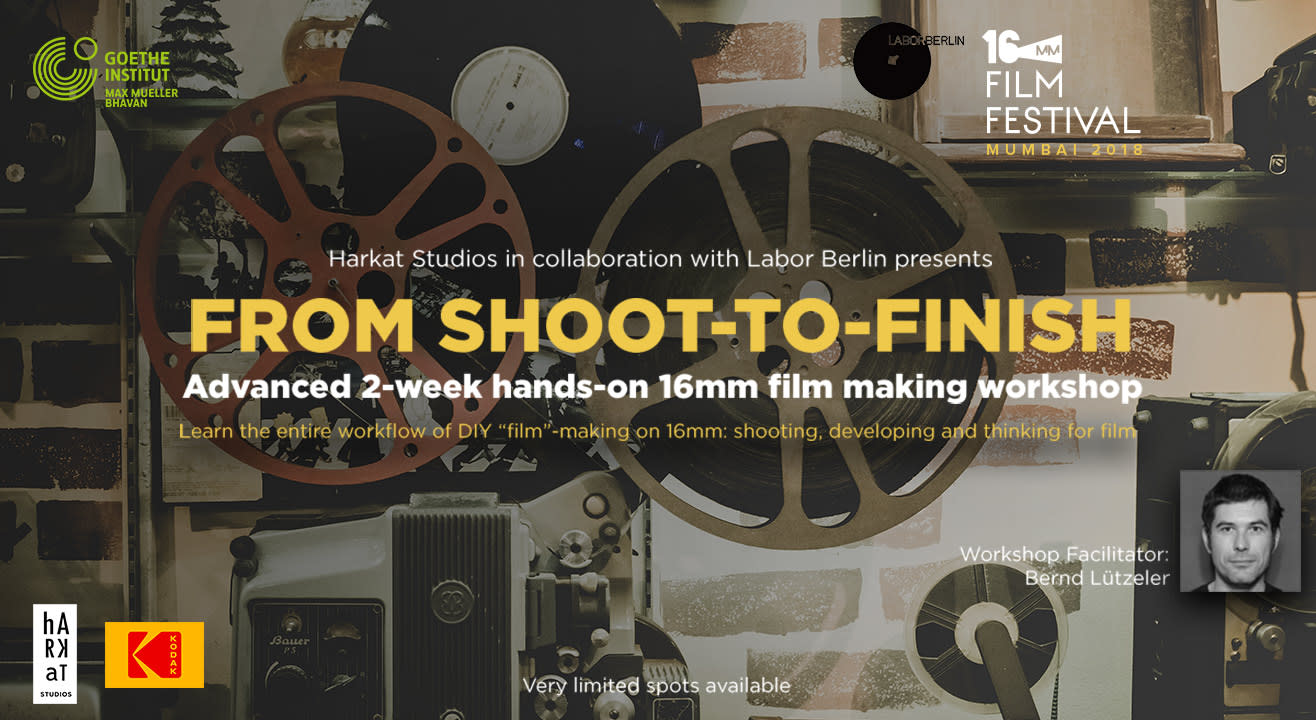 From-Shoot-To-Finish: Advanced Filmmaking Workshop