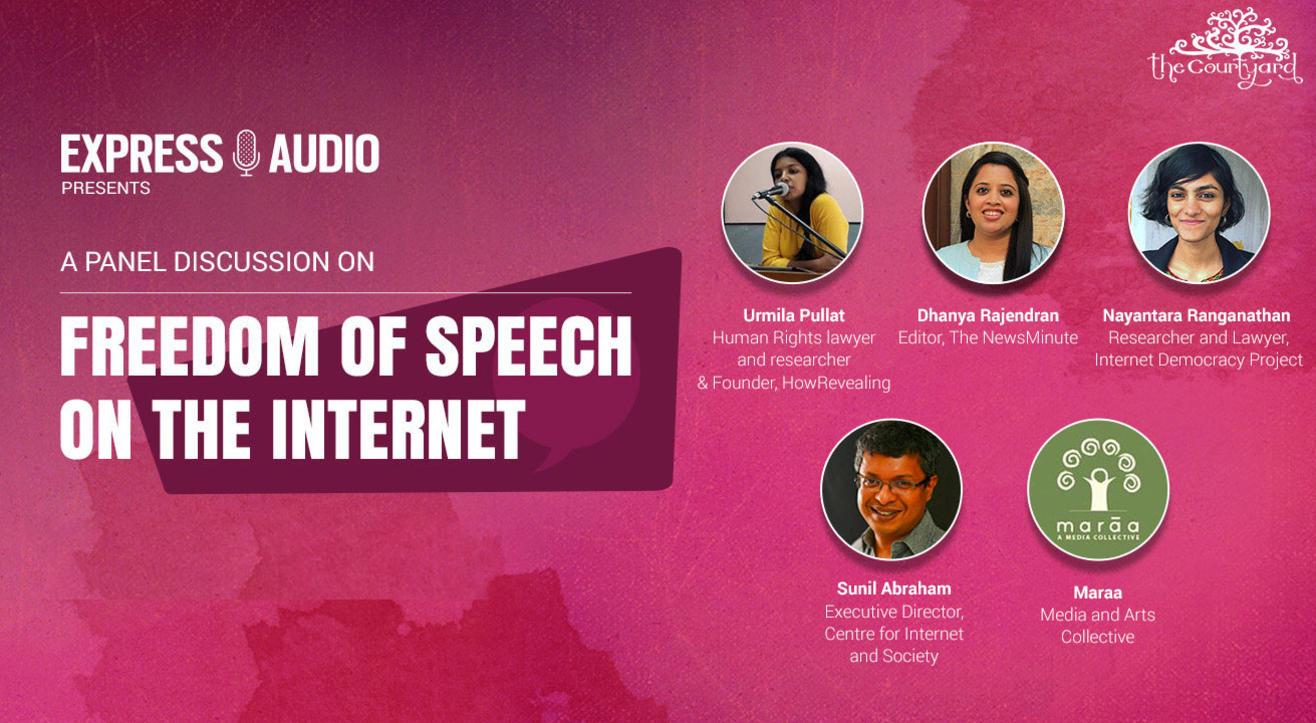 Freedom of Speech on the Internet