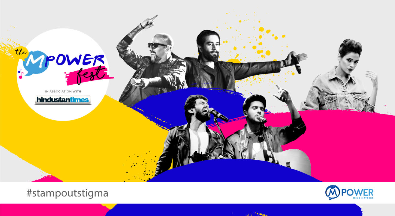 The Mpower Fest 2018 Ft. Vishal & Shekhar, Amaal and Armaan, Shalmali