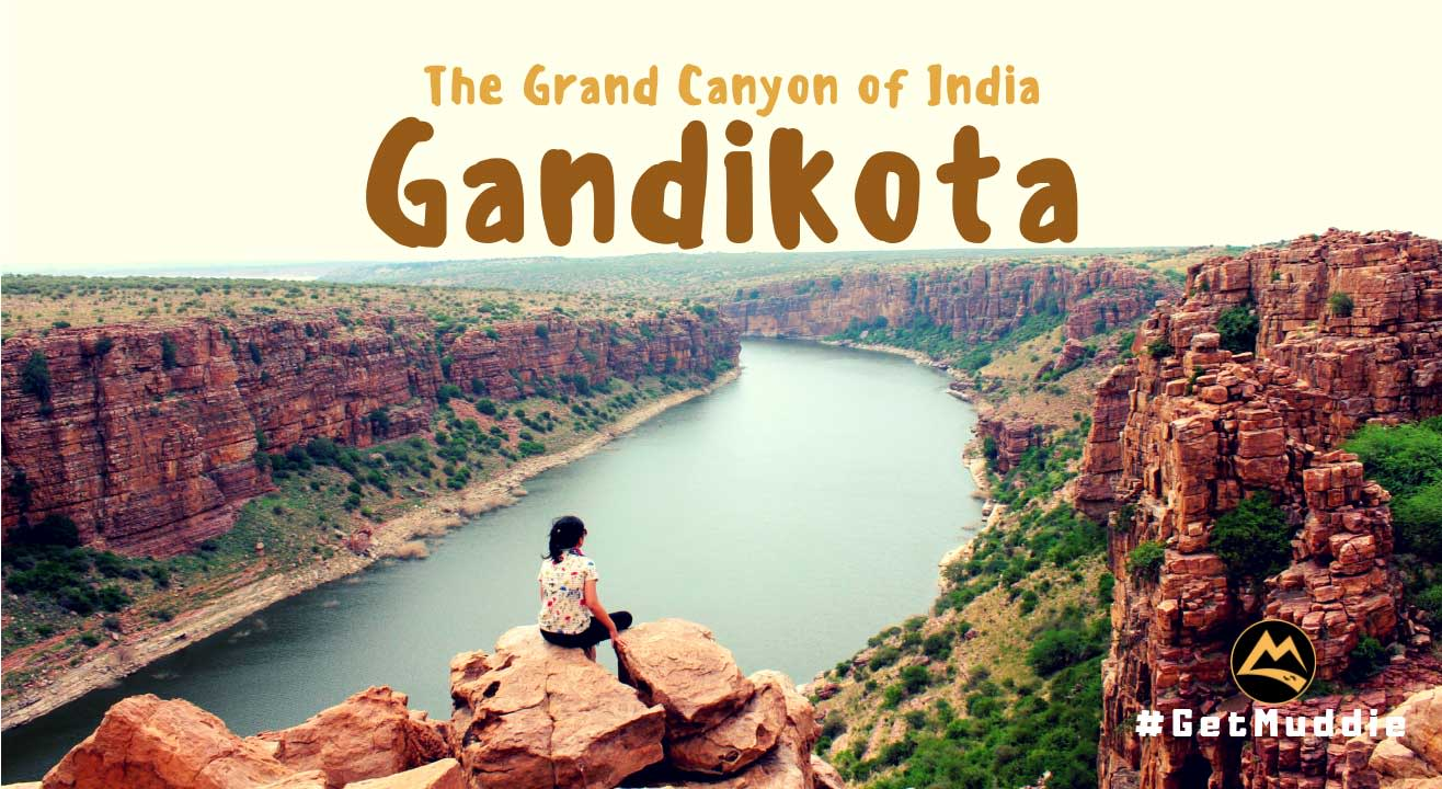 The Gorgeous Gandikota - Camping with Kayaking in Penna River| Muddie Trails