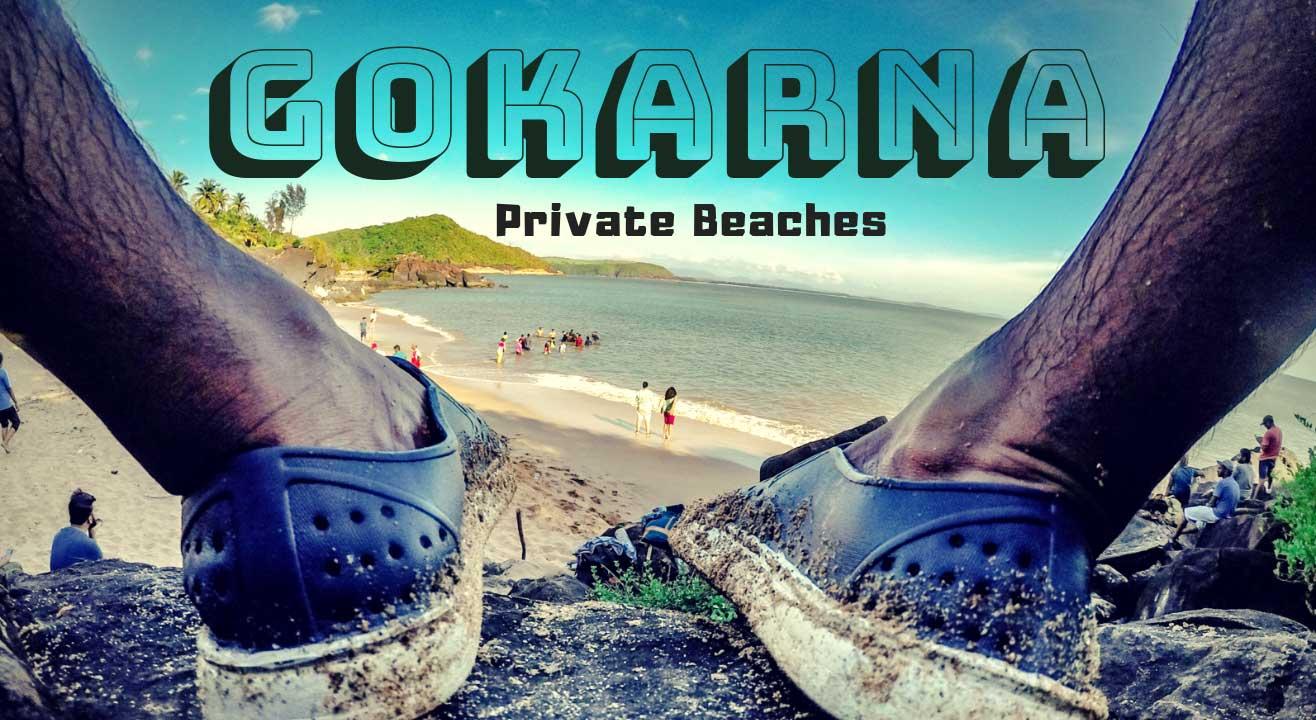 Gokarna Private Beaches – Camping, Stargazing, Waterfalls, Caves | Muddie Trails
