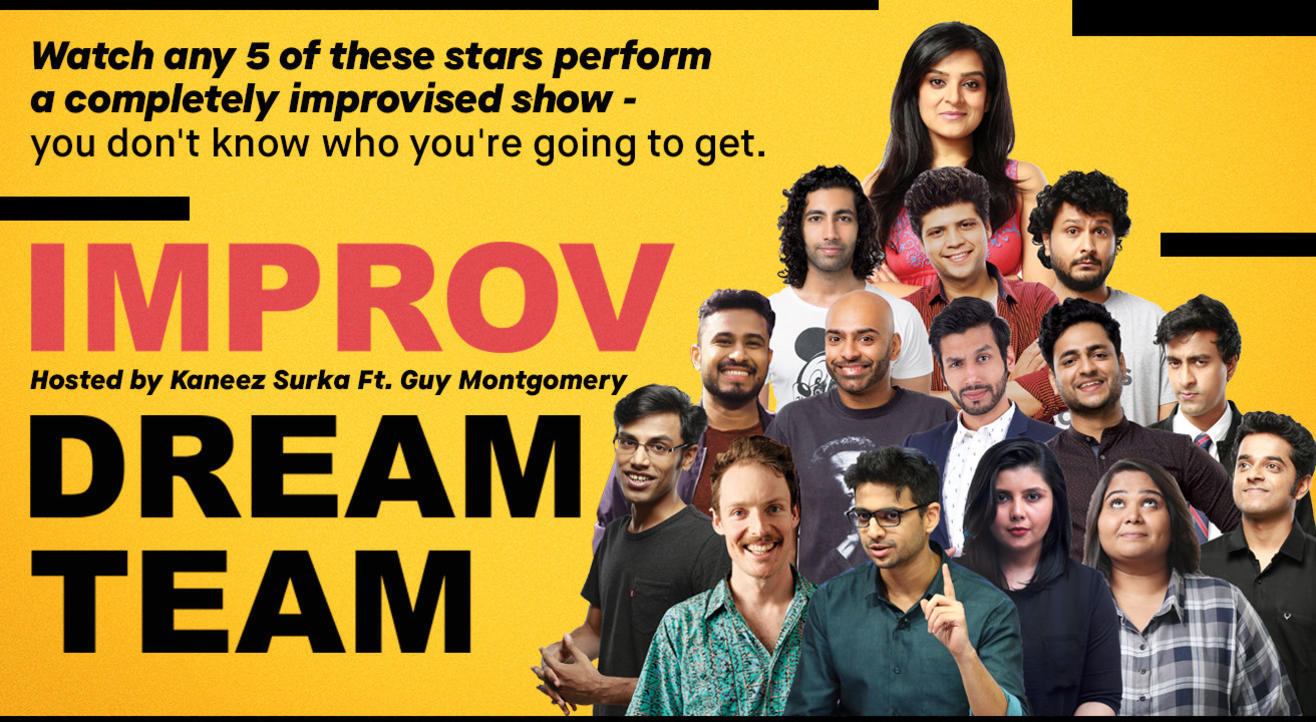 The Improv Dream Team