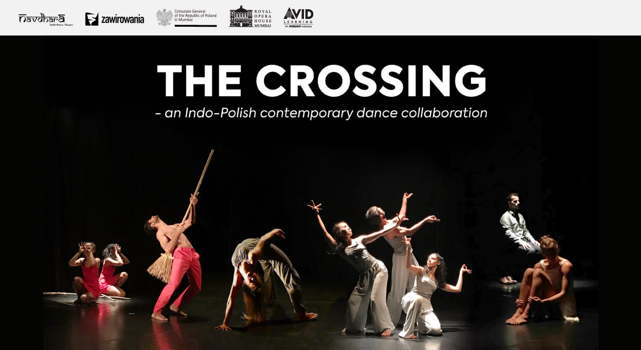 The Crossing At The Royal Opera House