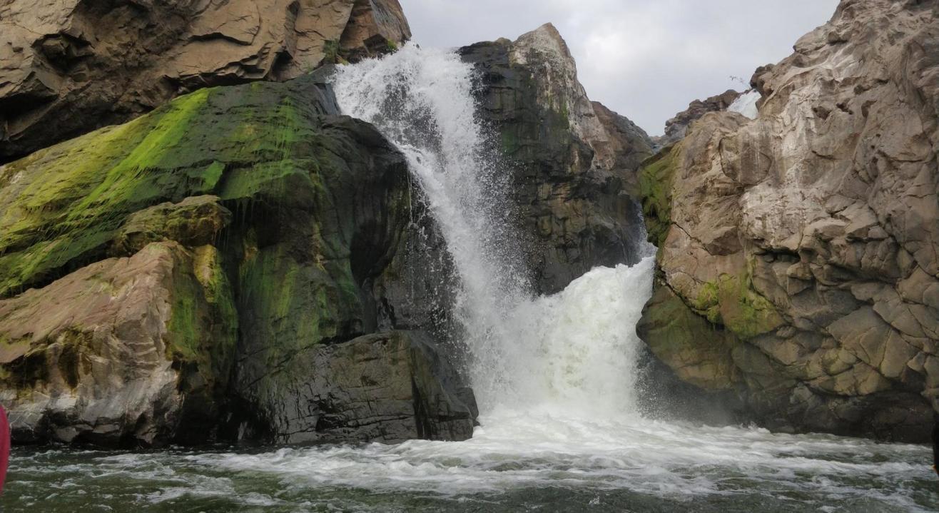 Hogenakkal Water Falls