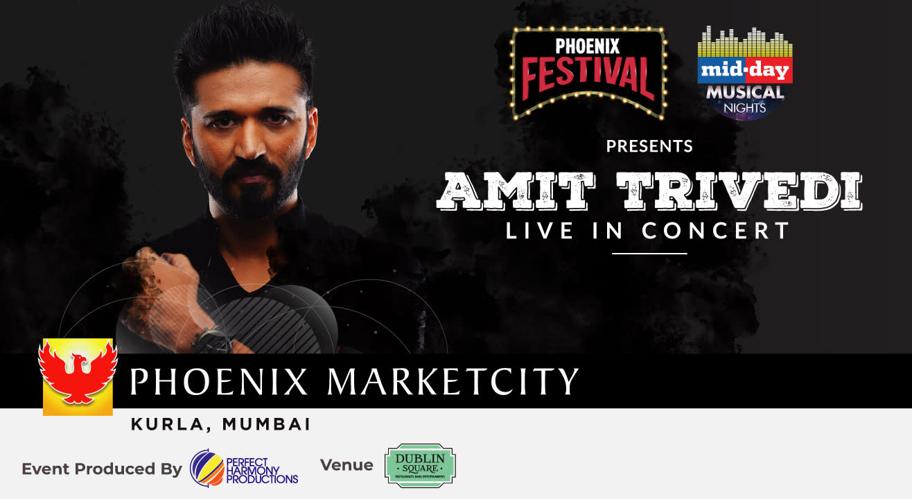 Amit Trivedi - Live In Concert