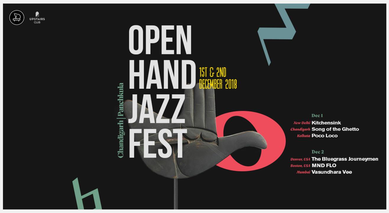 Open Hand Jazz Festival