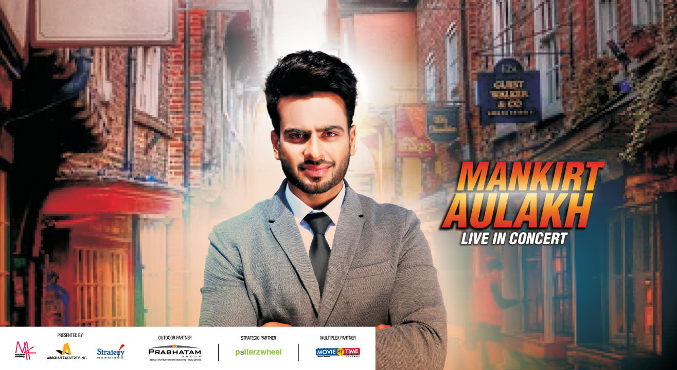 Mankirt Aulakh – Live In Concert