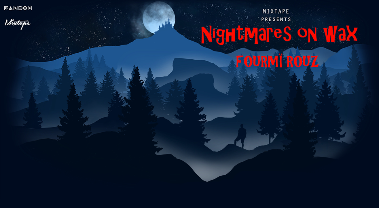 Mixtape & OML Present Nightmares on Wax | Bangalore