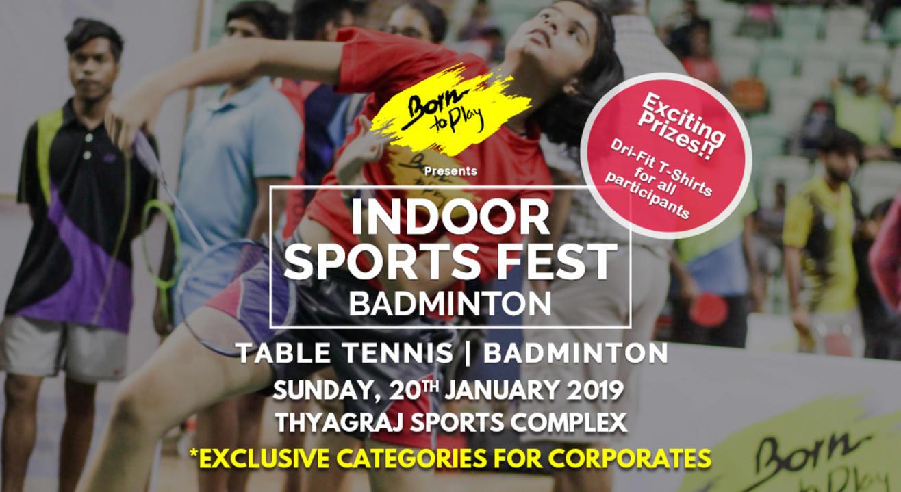 Indoor Sports Fest: Badminton