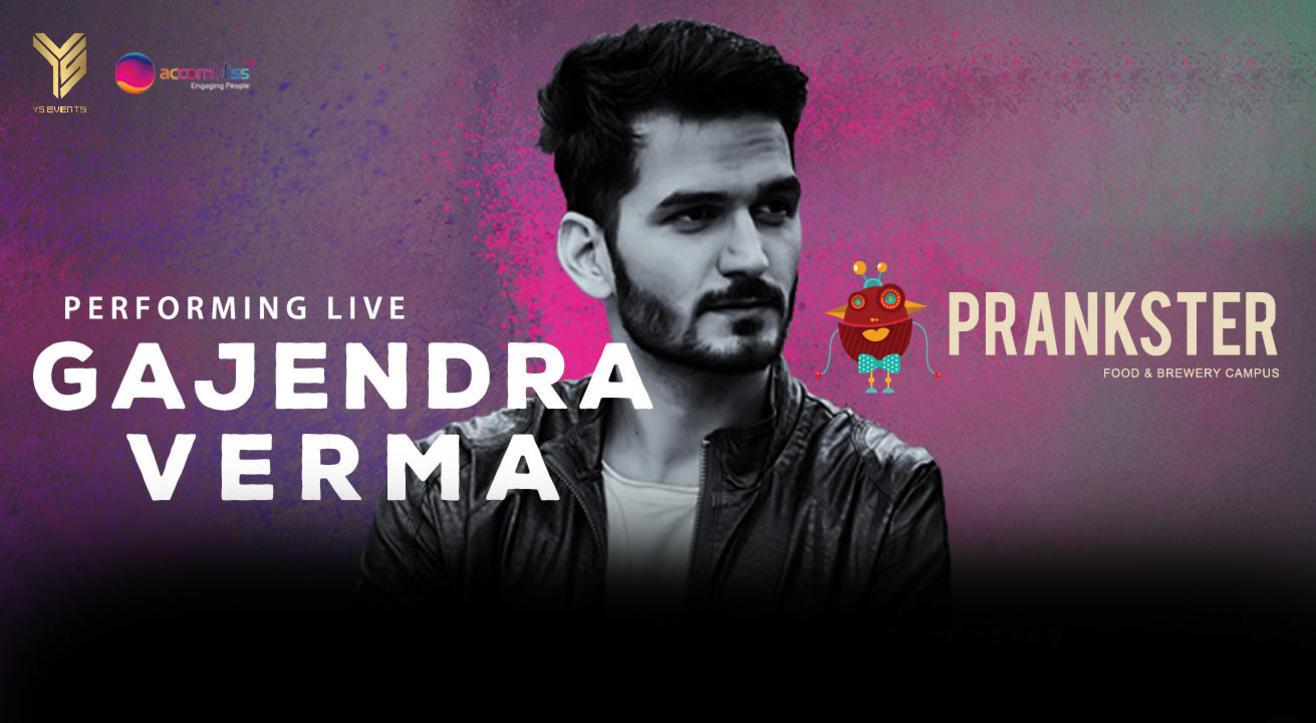 Gajendra Verma at Prankster