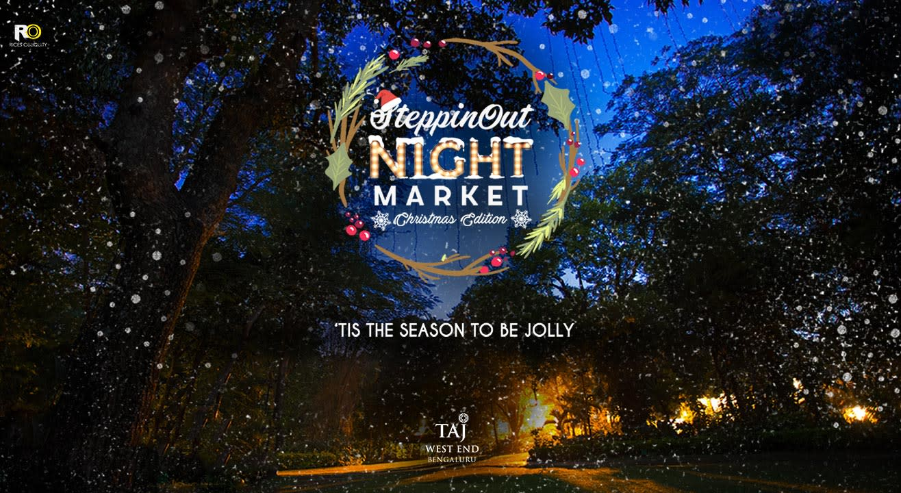 SteppinOut Night Market - Christmas Edition - BLR