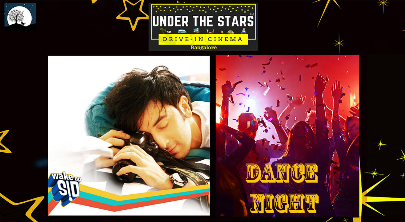 Under the Stars: Screening of Wake Up Sid
