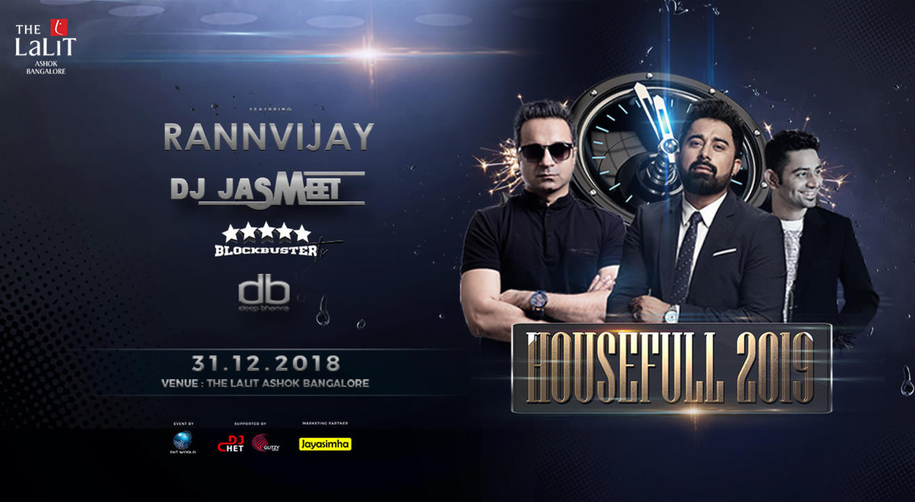 Housefull 2019 At The Lalit Ashok