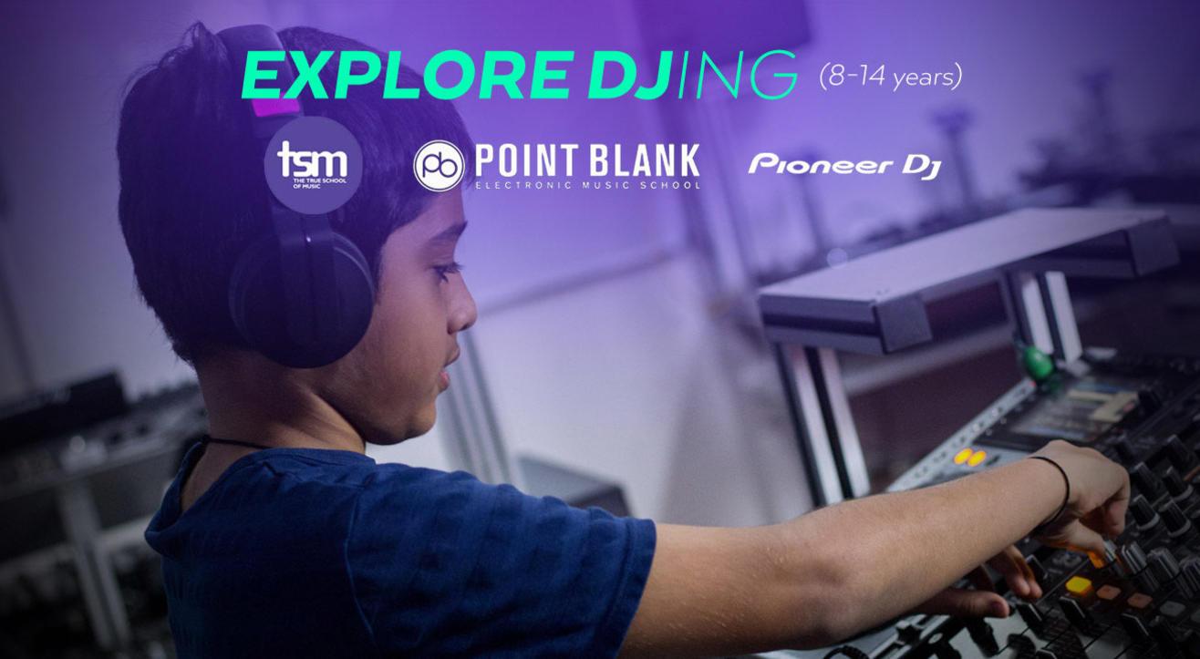 True School: Explore DJing (for Kids)