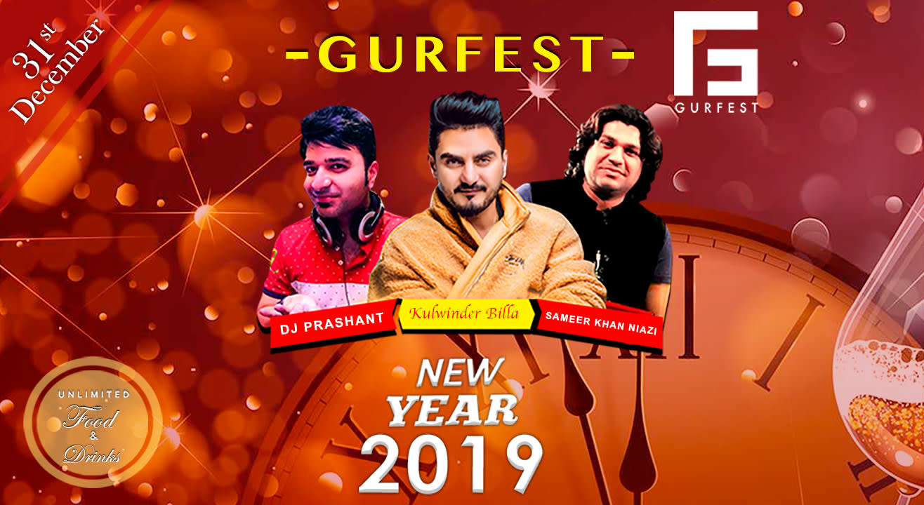 New Year bash 2019