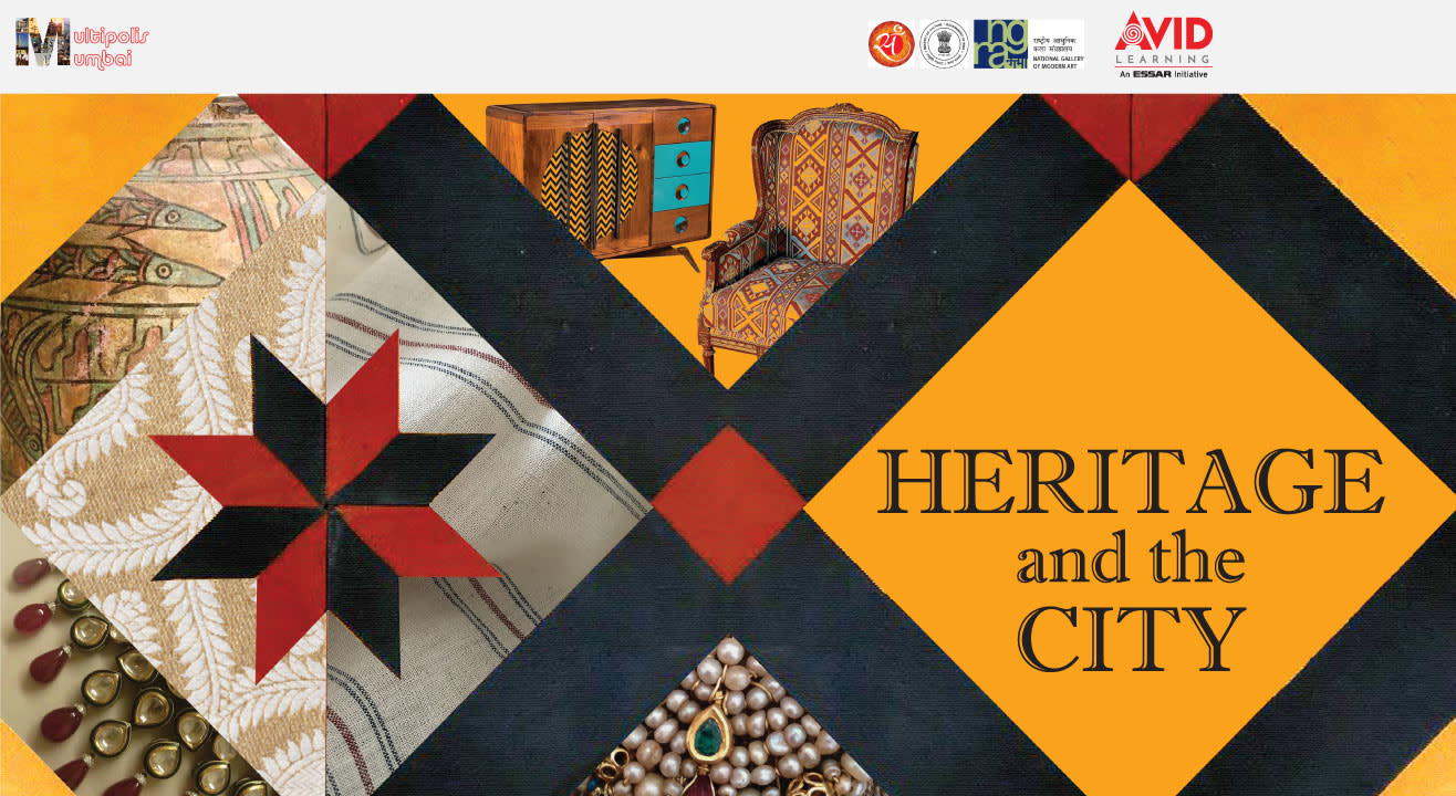 Multipolis Mumbai: Heritage and the City – Reviving Traditional Interior Design and Textiles