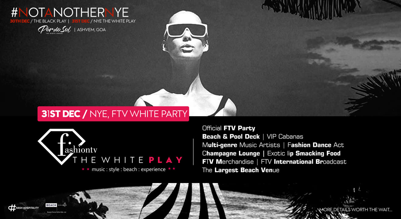 Official Fashion TV | NYE | The White Party