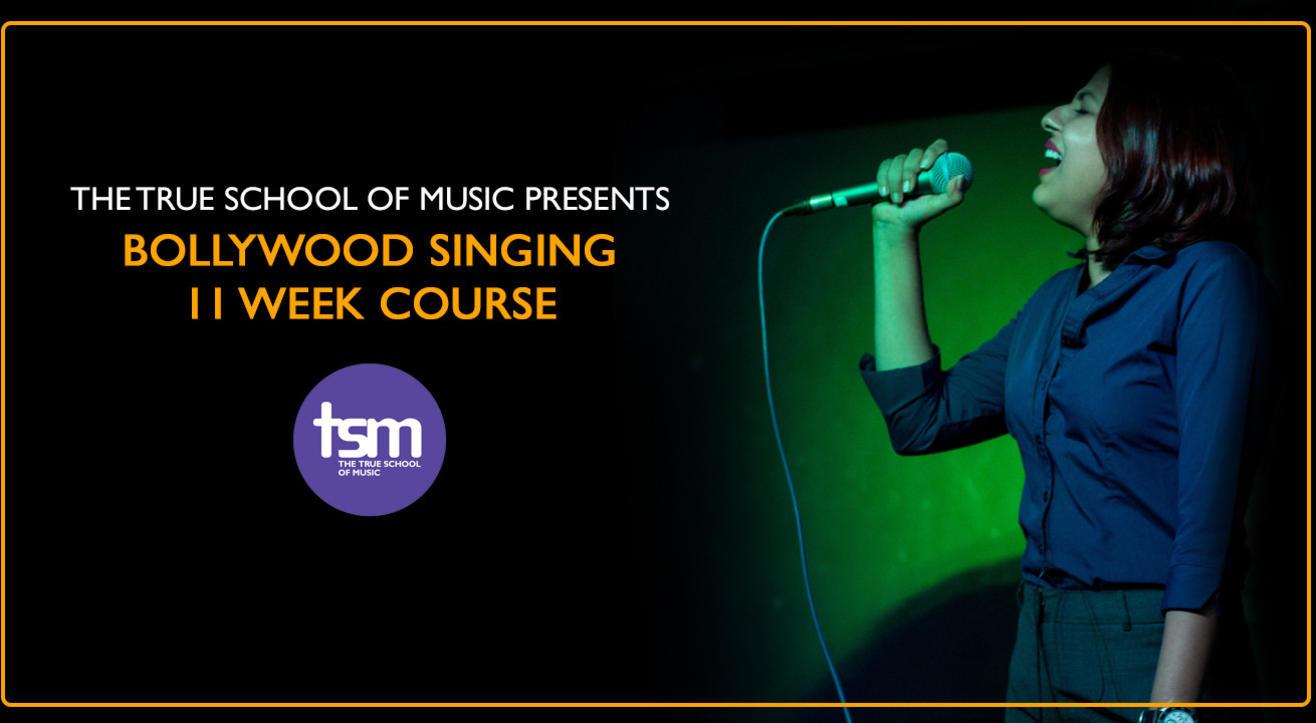 True School Bollywood Singing 11-Week Course