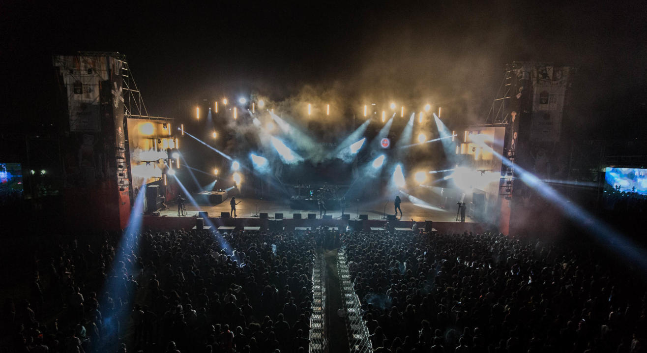Check Out These Awesome Music Festivals in India!