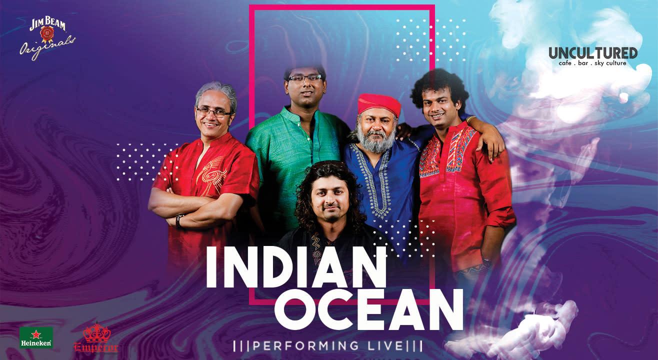 Indian Ocean Live at Uncultured Cafe