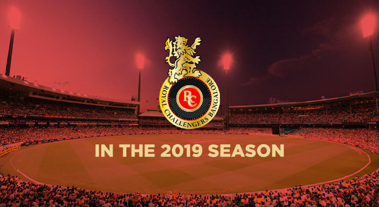 Royal Challengers Bangalore: VIVO Indian Premier League 2019 Tickets, Squad, Schedule & More