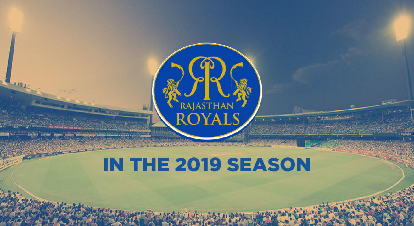 Rajasthan Royals: VIVO Indian Premier League 2019 Tickets, Squad, Schedule & More