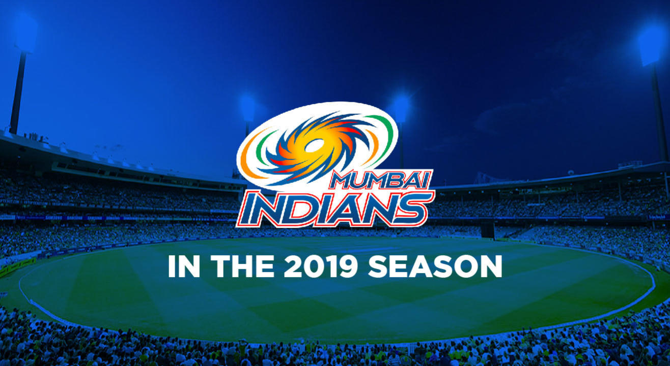Mumbai Indians: VIVO Indian Premier League 2019 Tickets, Squad, Schedule & More