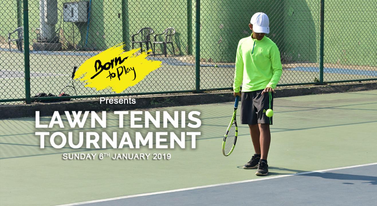 Born To Play Lawn Tennis Winter Championship: Jan'18 Edition