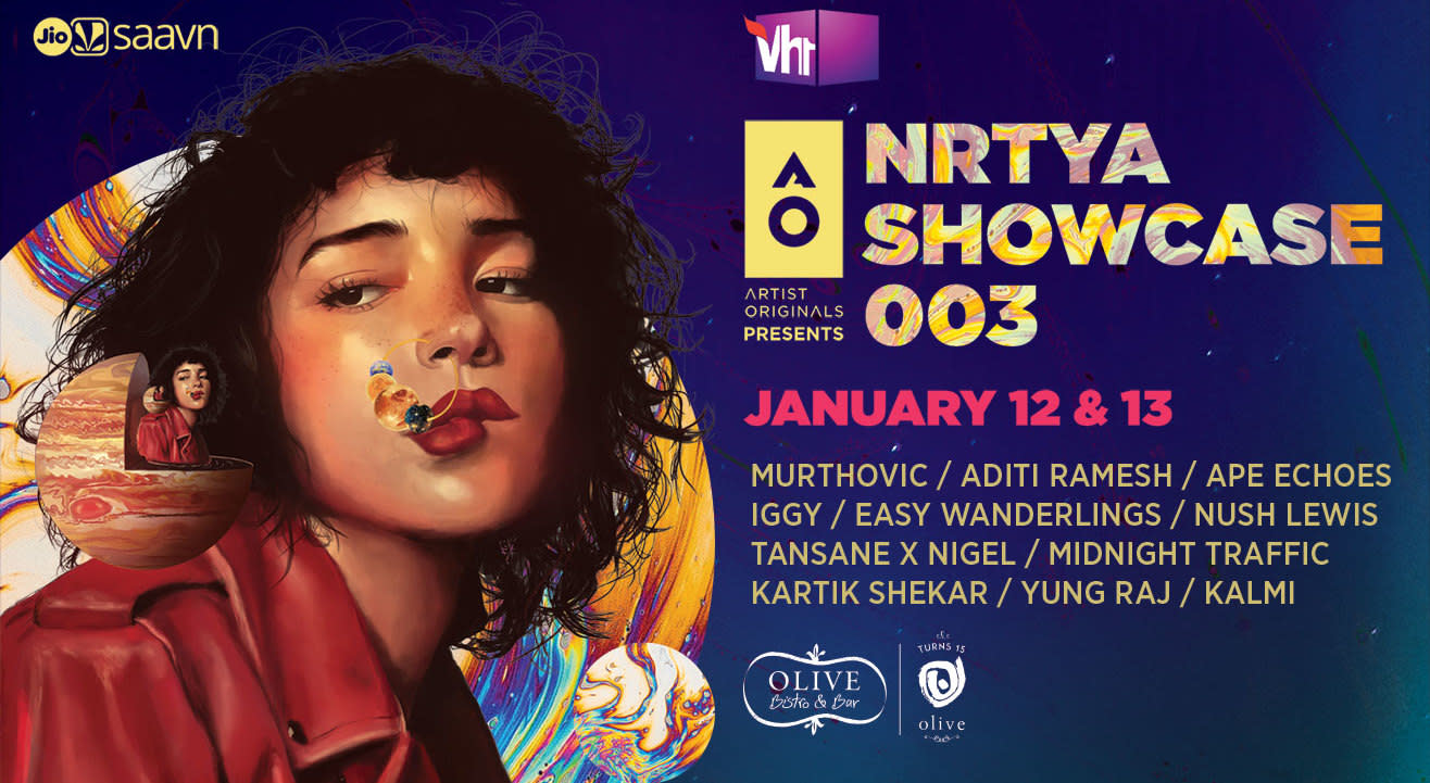 Artist Originals presents nrtya Showcase 003