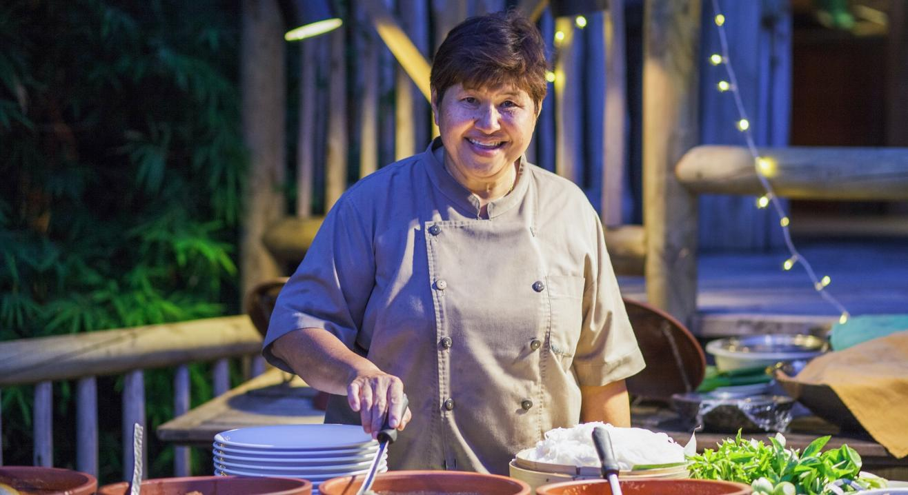 A Trip to Thailand with Chef Benz