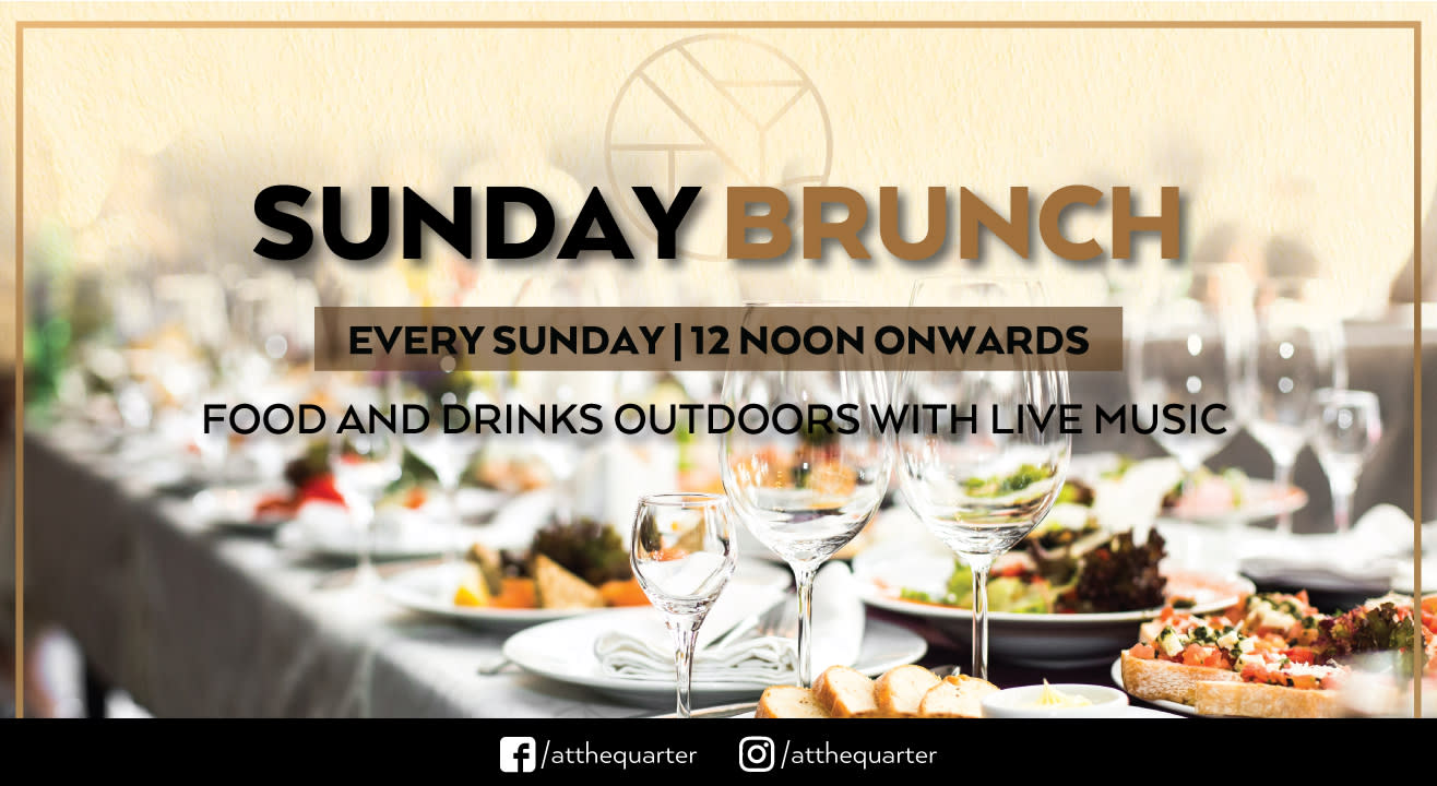 Live Music Sunday Brunch at The Quarter
