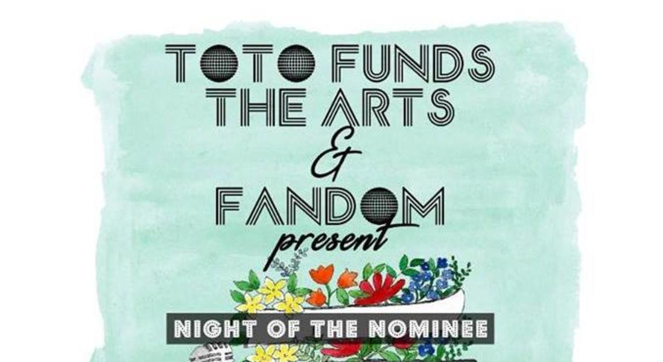 Toto Night of the Nominee at Fandom | BLR