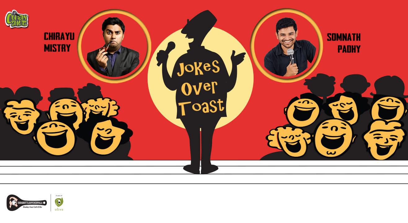 Jokes Over Toast 2.0