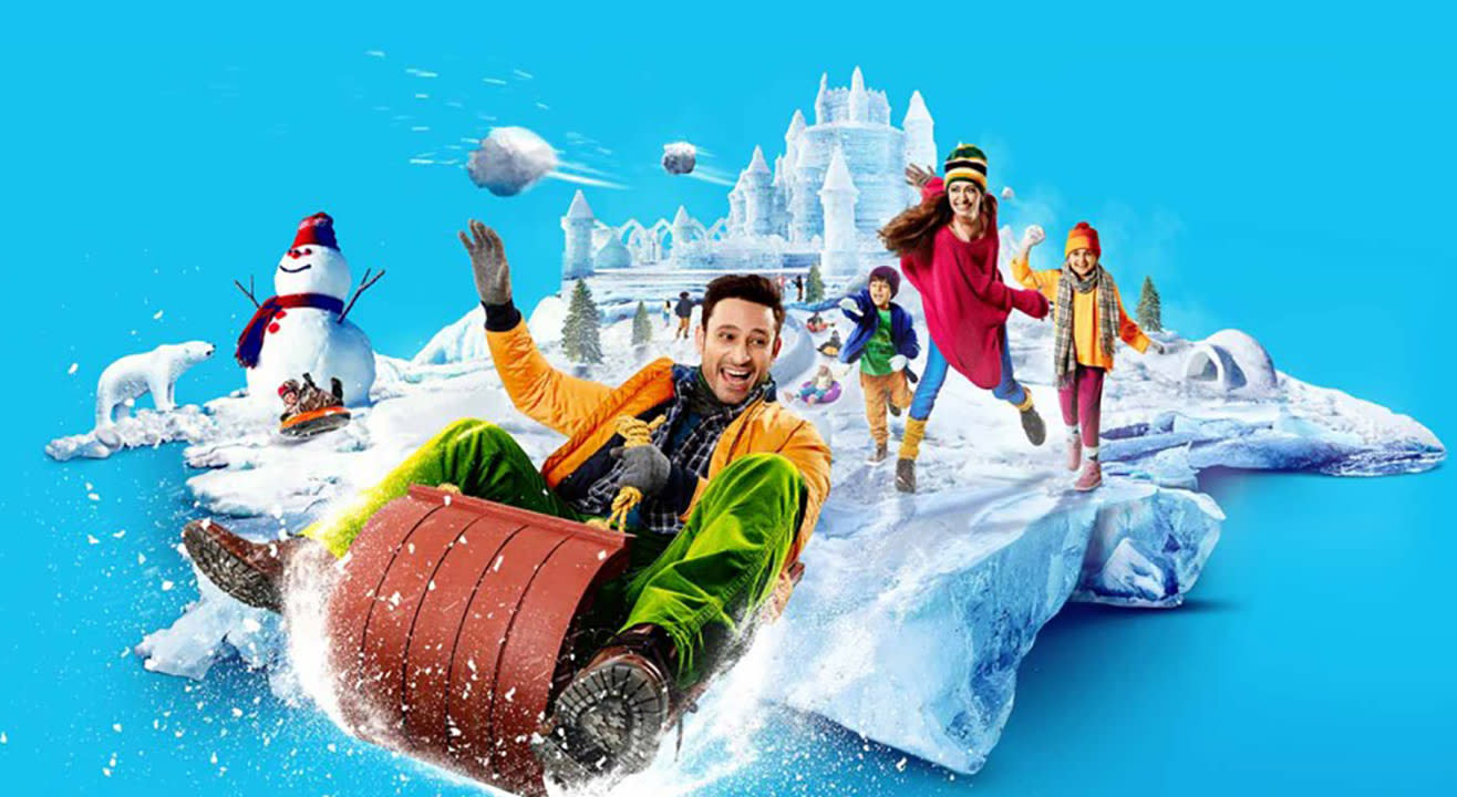 Imagica Snow Park 2019