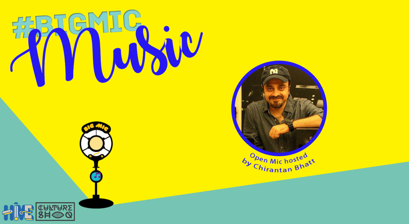 Music On The Big Mic Hosted By Chirrantan Bhatt