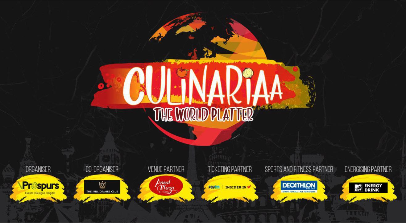Culinariaa- The World Platter